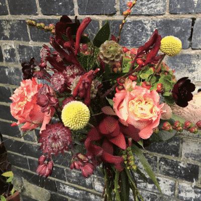 Autumn Glory Bouquet