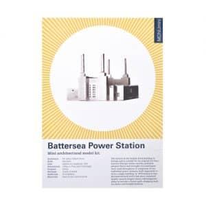 Battersea Power Station Model Kit