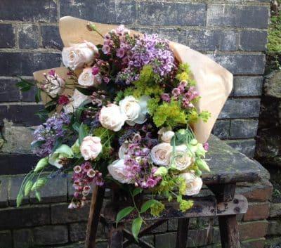 Best Florist in London - Wild Pastel Bouquet