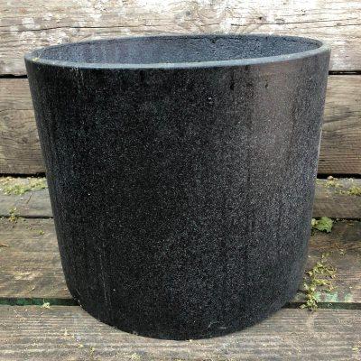 round black pot